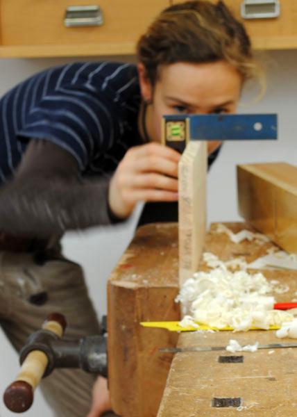 Ausbildung Tischlerin Tischlerei Berlin Pankow