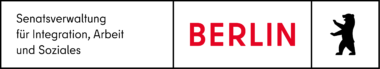 Logo Sen.Verwaltung Integration, Arbeit, Soziales Berlin